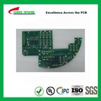 Buy cheap 6 Layer Circuit Board Multilayer Pcb Fabrication With 315X205MM Gold Pcb Board Assembly product