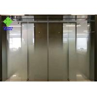 Buy cheap Customized Holes Laminated Fading Glass Clear Color 6mm 8mm 10mm 12mm Thickness product