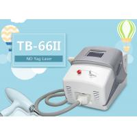 Buy cheap Portable Electronic Therapy 2000mj 1320nm Nd Yag Laser Age Spot Removal Machine product