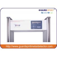 Quality Walk Through Door Frame Metal Detector Manufacturers For School / Station for sale