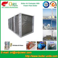 Buy cheap High Pressure Water Tube Boiler Air Preheater Vertical TUV Certification product