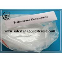 Buy cheap Injectable Testosterone Undecanoate Raw Steroid Powders For Cutting Cycle CAS 5949-44-0 product