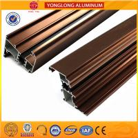 Buy cheap Large Thermal Resistance Aluminum Heatsink Extrusion Profiles Long Service Life product