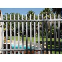 Buy cheap Steel Palisade Fence product