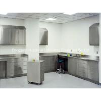 Buy cheap Surface Passivation Stainless Steel Lab Furniture DTC Hinge 1500*850mm product