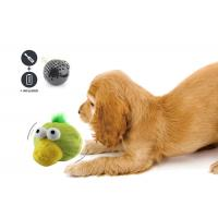 Quality Interactive Battery Operated Dog Toy Plastic Material Non Toxic For Indoor for sale