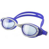 Lightweight Kids Anti Fog Goggles , Kids Mirrored Goggles For Pool Swimming
