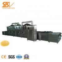 Buy cheap 10kw Industrial Continuous Microwave Oven / Industrial Microwave Vacuum Dryer For Ginger Powder product