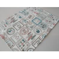 Buy cheap Printing Style Rectangle Cotton Kitchen Towels With 30% Linen Cloth Material product