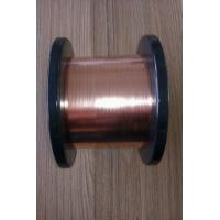 Buy cheap Copper flat wire for PV ribbon product