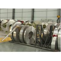 Buy cheap 904L Cold Rolled Stainless Steel Strip For Pressure Vessel 0.3 - 3.0mm Thickness product