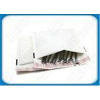 Buy cheap 7.25x12 inch White Self-seal Foam Padded Envelopes Non-toxic Mailing Padded Bags product