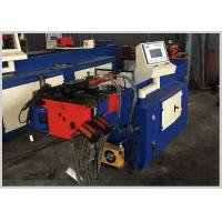 Buy cheap Semi Automatic Hydraulic Pipe Bending Machine Maximum Bending Radius 250mm product