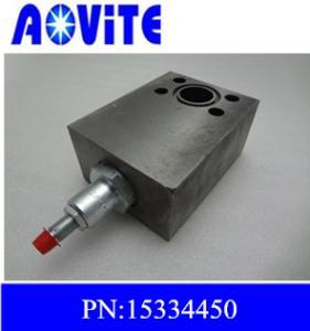China Terex T100 pressure relief valve 15334450 wholesale