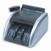 Buy cheap Highly Accurate Mini Intelligent Banknote Counter, Automatic Counting, Batch Presetting, Adding product