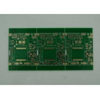 Buy cheap ENIG Finish 4 Layer FR4 PCB Fabrication Service 1 OZ Copper / Aluminum PCB Board product