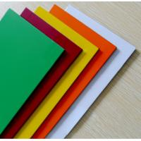Buy cheap 4mm hot sale acp aluminum composite panel with pvdf coating product