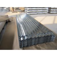 Buy cheap SGCC, SGCH, G550 JIS hot dipped Steel Galvanized Corrugated Roofing Sheet / sheets product