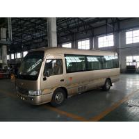 Swing Door / Sliding Door Coaster Mini Bus Toyota Type Front Semi - Integral Body
