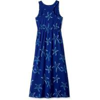 Buy cheap Blue Starfish Printing Little Girl Summer Dresses Kids Sleeveless Dress Round Neck product
