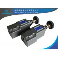 China Pilot Operated Relief Valve , DT Proportional Relief Valve Flow 200 400 600 on sale