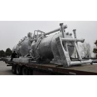 Buy cheap Stainless Steel Horizontal Pressure Filter / Rotary Pressure Plate Filter product