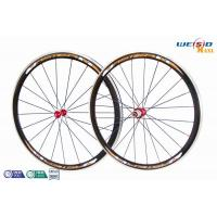"Buy cheap Road Bike 700c 38mm Aluminum Bicycle Wheels AA6063 T5 Customized Size 12"" to 22"" product"