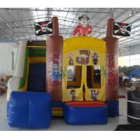 Buy cheap inflatable pirate ship bouncer product