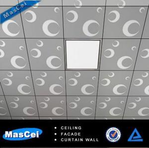 Buy cheap Aluminum Ceiling Tiles and Aluminium Ceiling for 600*600 Aluminum Ceiling product