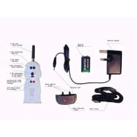 Remote Dog Training Shock Collar Rechargeable