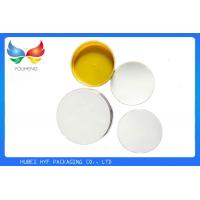 Buy cheap Plain Paper Pressure Sensitive Liners , Foil Induction Seals For Bottles from wholesalers