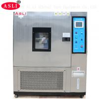 China Programmable Humidity Temperature Test Chamber Air Cooling on sale