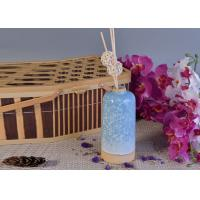 Buy cheap Glazed Aroma Empty Diffuser Bottles And Reeds 580ml Ceramic Candle Holder product