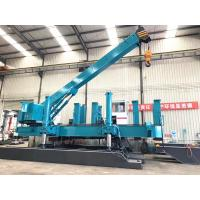 Quality ZYC460 Blue Hydraulic Static Pile Driver For Jacking Pile From T - Works for sale