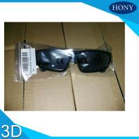 Buy cheap Custom Made PC Frame solar eclipse glasses PET Lens 0.4MM Thickness product