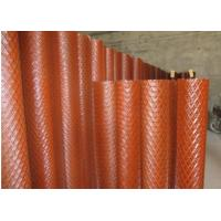 EMW Medium Expanded Metal Mesh Sheet For Highway Fencing Rhombus Hole