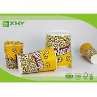 Buy cheap 24oz to 180oz Disposable Take Away Popcorn Buckets/Containers for Cinema product