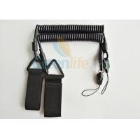 Buy cheap Police Equipment Plastic Retention Lanyard Handy Tool Secure Pistol Dropping product