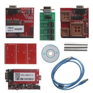 Buy cheap Professional ECU Programmer , UUSP UPA-USB Serial Programmer Full Package V1.3 product