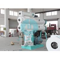 Buy cheap Soybean Meal Fish Feed Pellet Machine With Double Layer Jacket Conditioner product