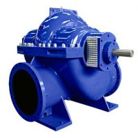 Buy cheap Big Flow Double Suction Volute Pump , Horizontal Split Case Pump Electric / Diesel Motor product