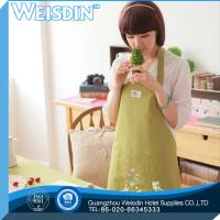 Buy cheap Promotional Guangzhou women household kitchen apron promotion aprons from wholesalers