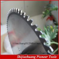 Buy cheap power tool tct saw blade for wood from wholesalers