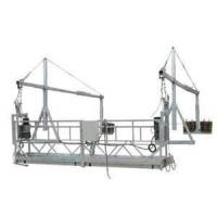 Buy cheap High Height ZLP800 Suspended Access Platform 100m , 800KG with Steel Material product