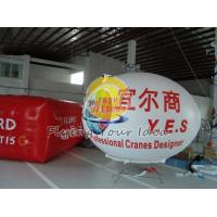 Buy cheap Custom Large Durable Oval Balloon with UV protected printing for Entertainment events product