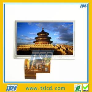 """Buy cheap TSD 4,3"""" interfaz 480x272 de la exhibición 24Bits RGB del lcd del tft de la pulgada con la pantalla táctil resistente product"""