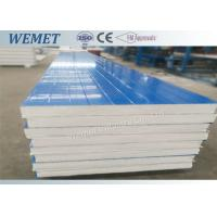 Buy cheap EPS fire proof insulated wall panel for steel warehouse, prefabricated hosue product
