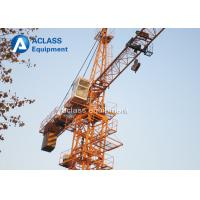 Buy cheap 10 ton Topkit Tower Crane QTZ Serise Lifting Equipment with 2*2*3m Mast product