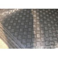 Buy cheap Anti Skidding Bright Finish Aluminum Tread Plate For Building Plate / Sheet product
