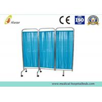 Buy cheap Durable Steel Frame 3 Folding Hospital Privacy Screens PVC Medical Patient Ward Screen (ALS-WS07) product
